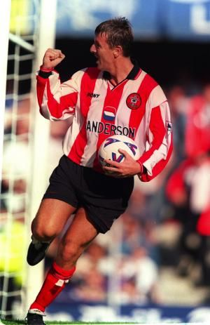 Matthew Le Tissier. The best Southampton player ever!