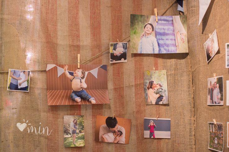 Vista lateral  izquierdo · Muestra de trabajos fotográficos ·