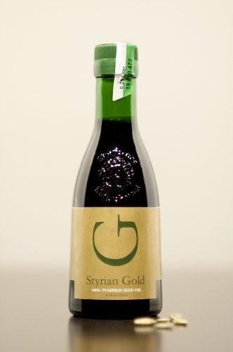 Pumpkin Seed Oil, *Premium* (8.4 fluid oz.): Amazon.com: Grocery & Gourmet Food