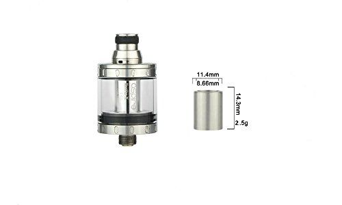 From 3.99 Stainless Steel Or Pom Drip Tip / 510 Adaptor To Suit The Aspire Nautilus X Tank - No Nicotine (stainless Steel)