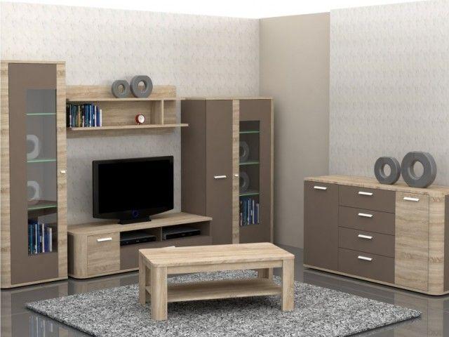 Fado FLOB02 falra szerelhető polc - Fado elemes bútor (otthonra) - Teirodád.hu