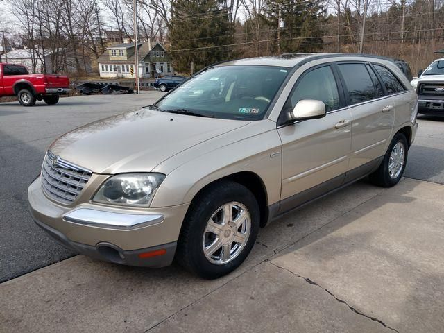 2006 Chrysler Pacifica Touring Sport Wagon 4d In 2020 Sports