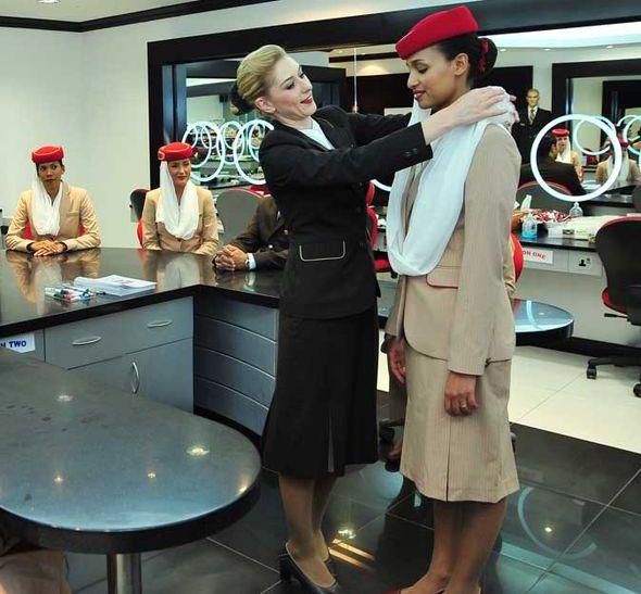 Dating emirates cabin crew