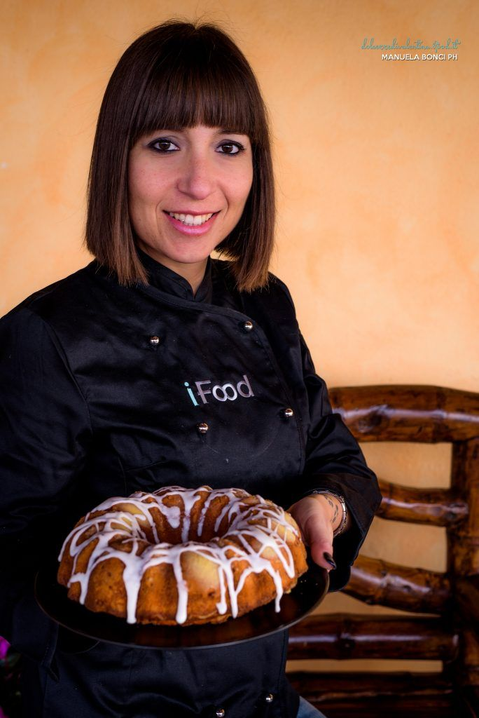Bundt Cake all'arancia e mandorla