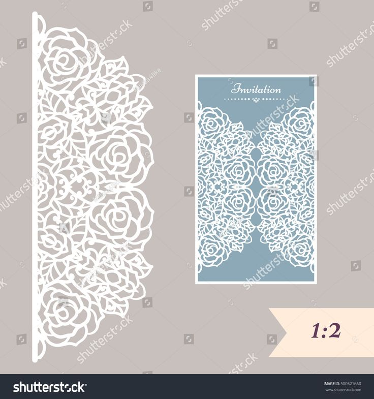 44 best 12 images on pinterest cartes corte a laser e convite de stock vector wedding invitation or greeting card with stopboris Choice Image