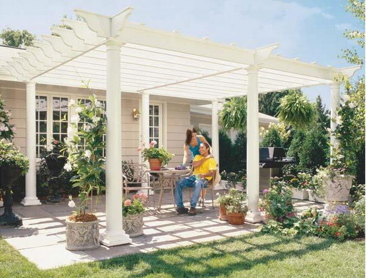 47 best images about my perfect backyard on pinterest for Design your own pergola