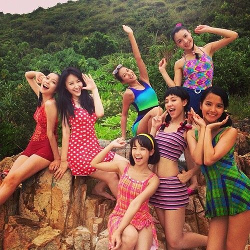tvb never dance alone | Club collection! From TVB series Never Dance Alone 女人俱樂部 ...