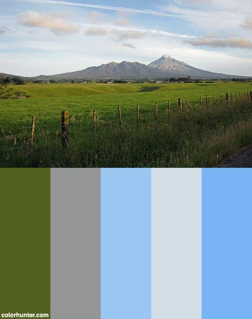 Christmas Evening Color Scheme