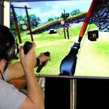 Realidade Virtual Arco e Flecha