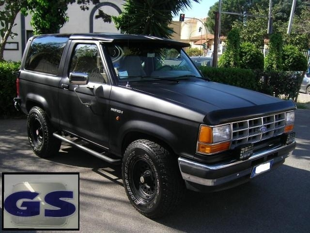 My first ride 1988  ford bronco II