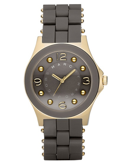 Women's Gold & Grey Watch by Marc by Marc Jacobs Watches on Gilt