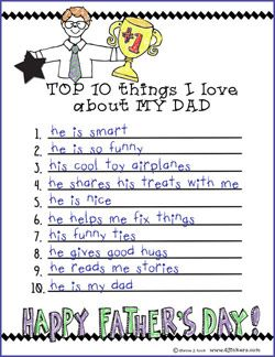 Father's Day Clipart, Fonts & Printables by DJ Inkers - DJ Inkers