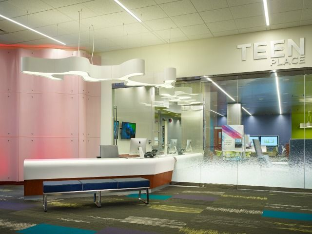 2014 Library Interior Design Award Winners Image Galleries ALA IIDA