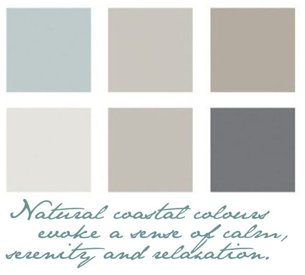 I think this will be a repeating color scheme in the new house....
