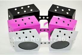 Dice glasses