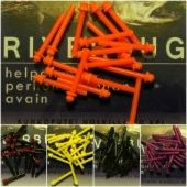 New RiverBug sleeve colours in gillie.fi -webshop.  #flyfishing #fly #shopping #art #fishing #fish  #riverbug #Gillie  www.riverbug.fi www.gillie.fi