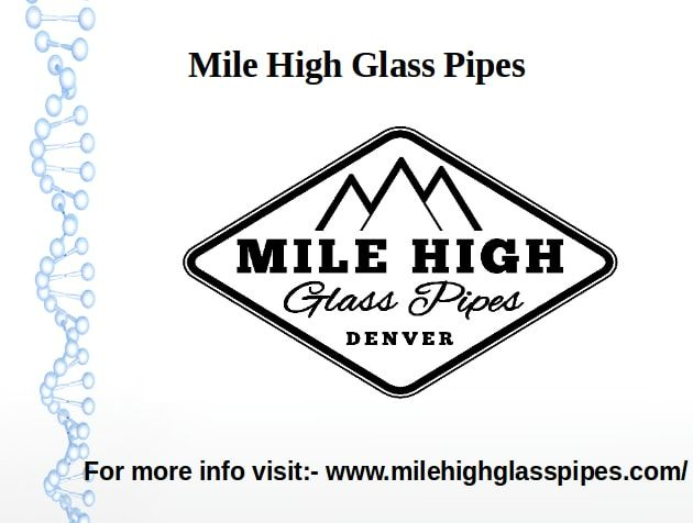Mile High Glass Pipes offers a wide range of sorts of smoking adornments with quick conveyance from Denver Colorado. Here you fill locate a smoking accessories of smoking extras which incorporates every one of the essentials that a smoker requires-smoke shop.