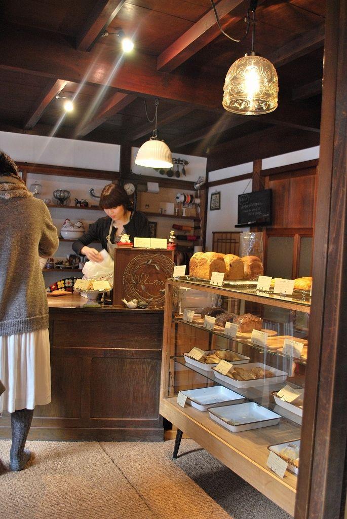 焼き菓子とパン「favori」