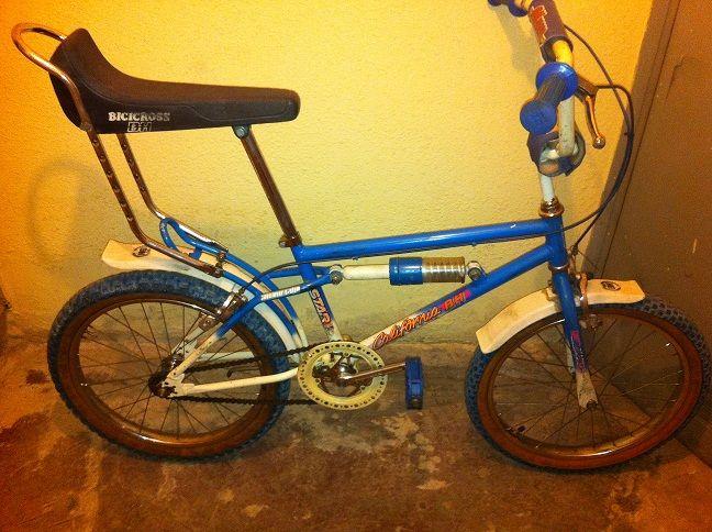 California BH Star ! Clásico digas lo que digas. Propiedad de componentes bicicleta baratos en Zaragoza.