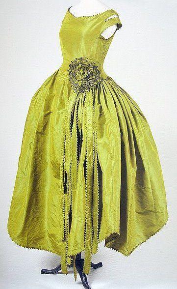 ~Robe de style, Jeanne Lanvin, 1920~