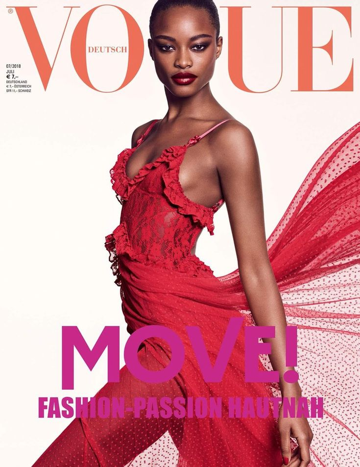 models daily on | Vogue covers, Vogue magazine covers, Vogue germany