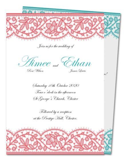 19 besten Einladung Bilder auf Pinterest | Einladungen, Hochzeiten ...