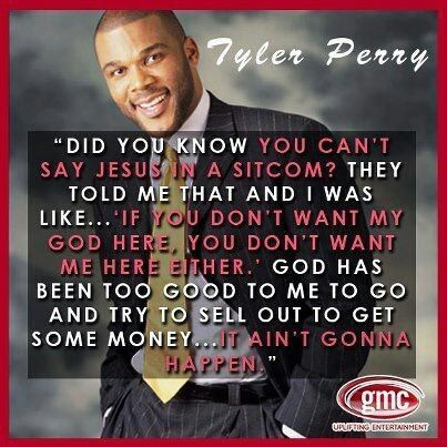we both love! - Madea Quotes the Bible | Tyler Perry quote about Jesus