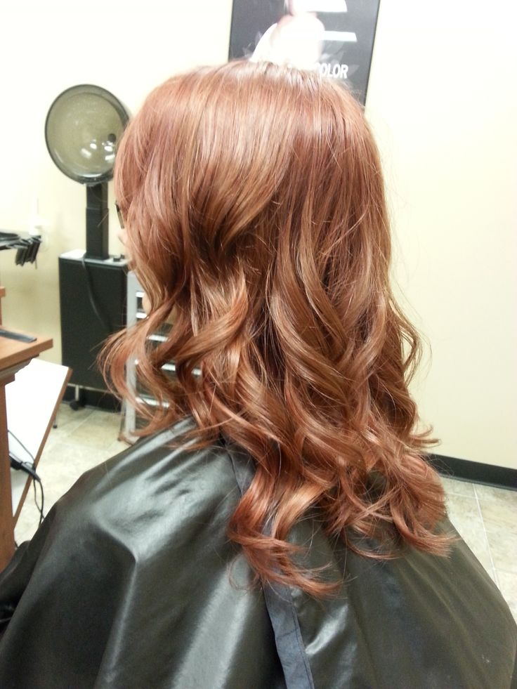 - red hair color. Aveda color.: Hair Ideas, Hot Hair, Aveda Color
