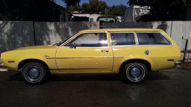 Sad Little Pony: 1973 Ford Pinto Wagon - http://barnfinds.com/sad-little-pony-1973-ford-pinto-wagon/