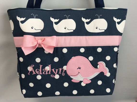 Pink By Tweedletotes On Etsy My Handmade Diaper Bags Pinterest Bag And Whale