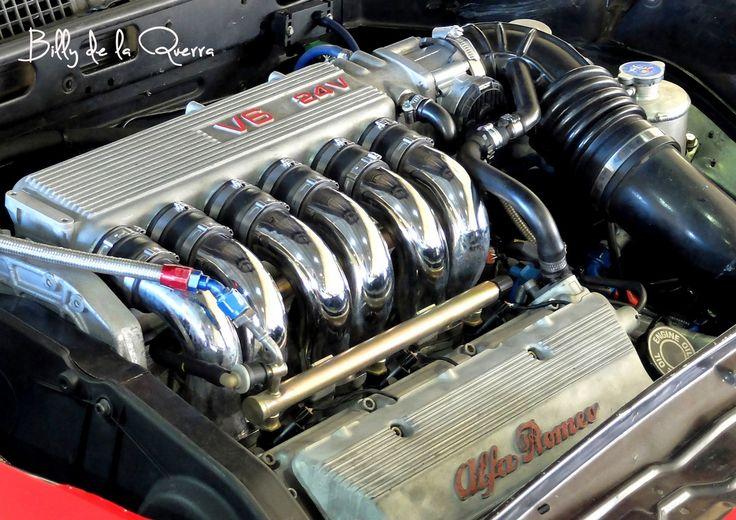 Alfa Romeo 6 Cylinders