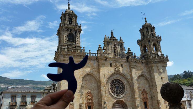 #Catedral de #Mondoñedo #Lugo #PatrimonioDeLaHumanidad #UNESCO