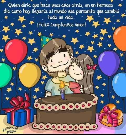 Feliz Cumpleaños al AMOR de mi vida, mi maravilloso Esposo!!!