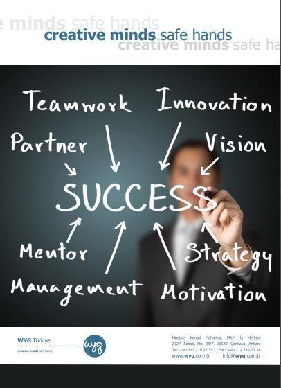 creative minds safe hands #projectmanagement #succes #wygturkey #pm #teamwork #innovation #vision #partner #strategy #motivation #mentor #management