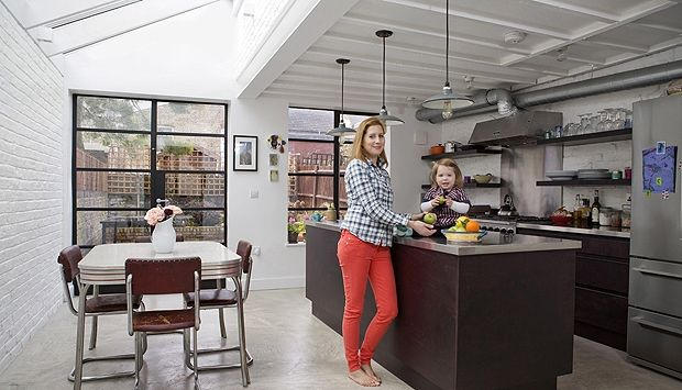 How a grim Victorian terrace in Peckham became a much-loved family home | Homes & Property