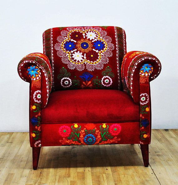 Red Love fauteuil