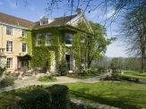Priory Bay - Luxury hotel. Has Yurt in garden and own private beach.