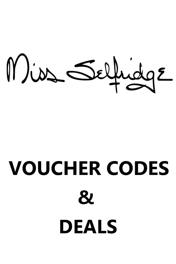 Use Miss Selfridge Discount Codes to upgrade your fashion at an incredible and amazing offers.