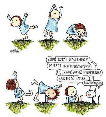 Enriqueta y Fellini by Liniers.