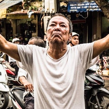 Faces of Vietnam  #face #people #vietnam #streetphotography #photography #city #twitter #travel #travelling #phototour #natgeotravel #wow #explore #discover #traveltheworld #asia #hanoi #discovertheworld #travelwithme