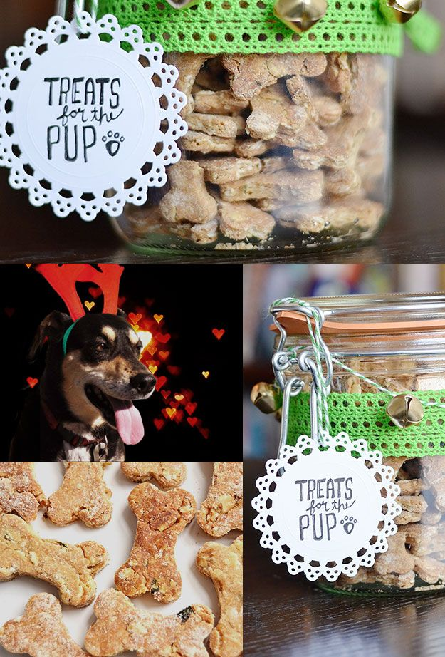 Treats for the Pup | 24 Delicious Food Gifts That Will Make Everyone Love You