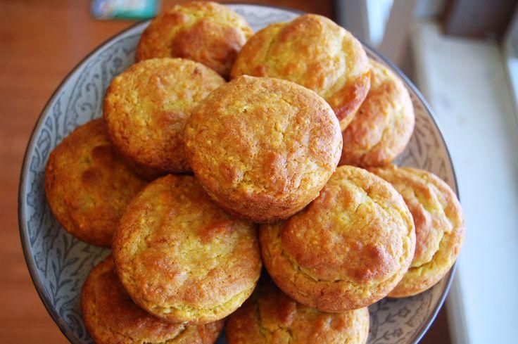 Fresh Orange Muffins!!