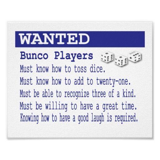 Bunko Game