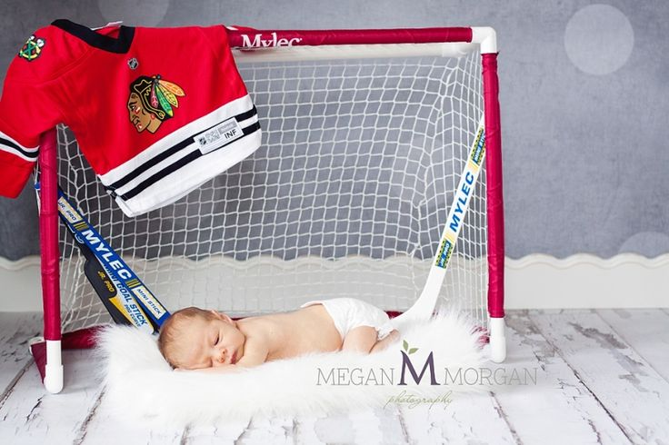 So cute minus the Blackhawk crap!