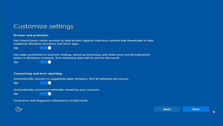 Windows 10 doesn't offer much privacy by default: Here's how to fix it | Ars Technica UK