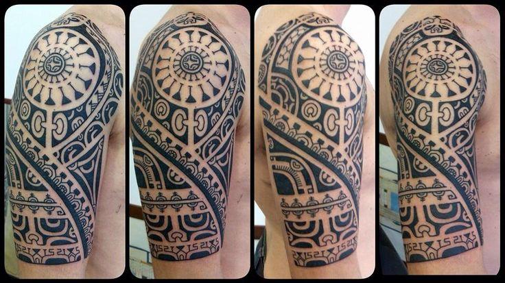 Tattoo Artist: Raniero Patutiki Tattoo delle isole Marchesi! Wow!  Tatuaggio Etnico http://www.subliminaltattoo.it/prodotto.aspx?pid=02-TATTOO&cid=18  #ranieropatutiki   #subliminaltattoofamily   #polinesiano   #marchesano   #etnictattoo   #tribaltattoo