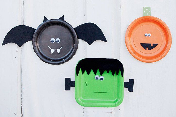 10 More Halloween Crafts for Kids