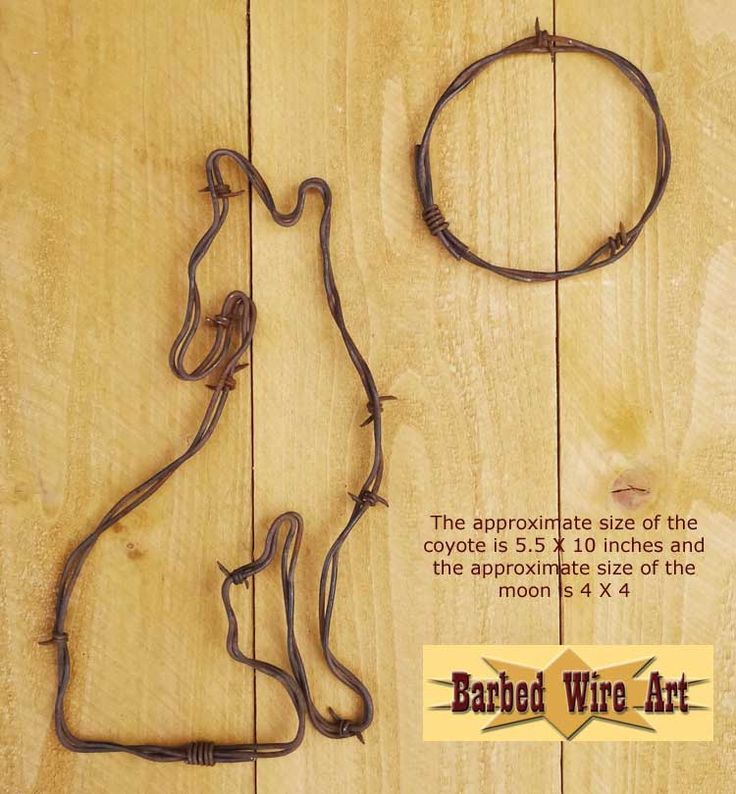 The 66 best Barbed Wire Art - Sculptures images on Pinterest   Wire ...