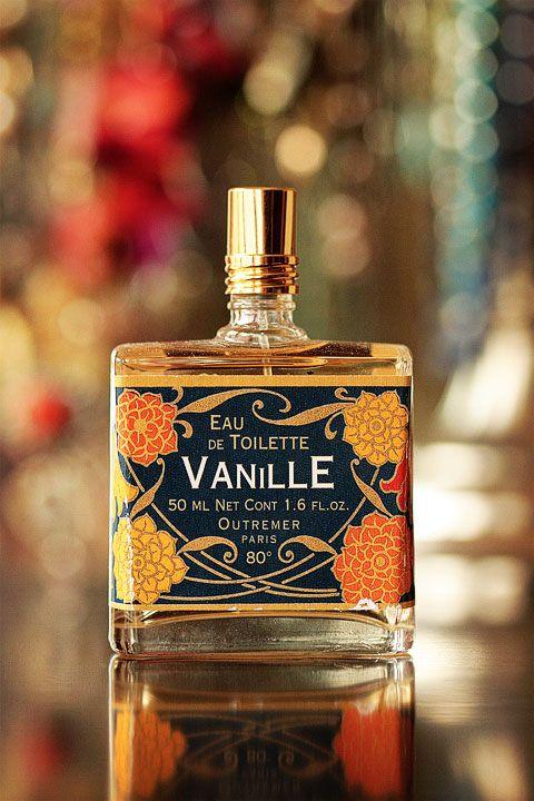 The best vanilla perfume ever.