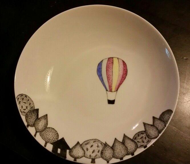 Kynätyö  (lautanen )